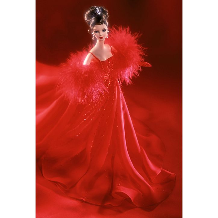 Ferrari Barbie Doll Limited Edition Susans Shop Of Dolls
