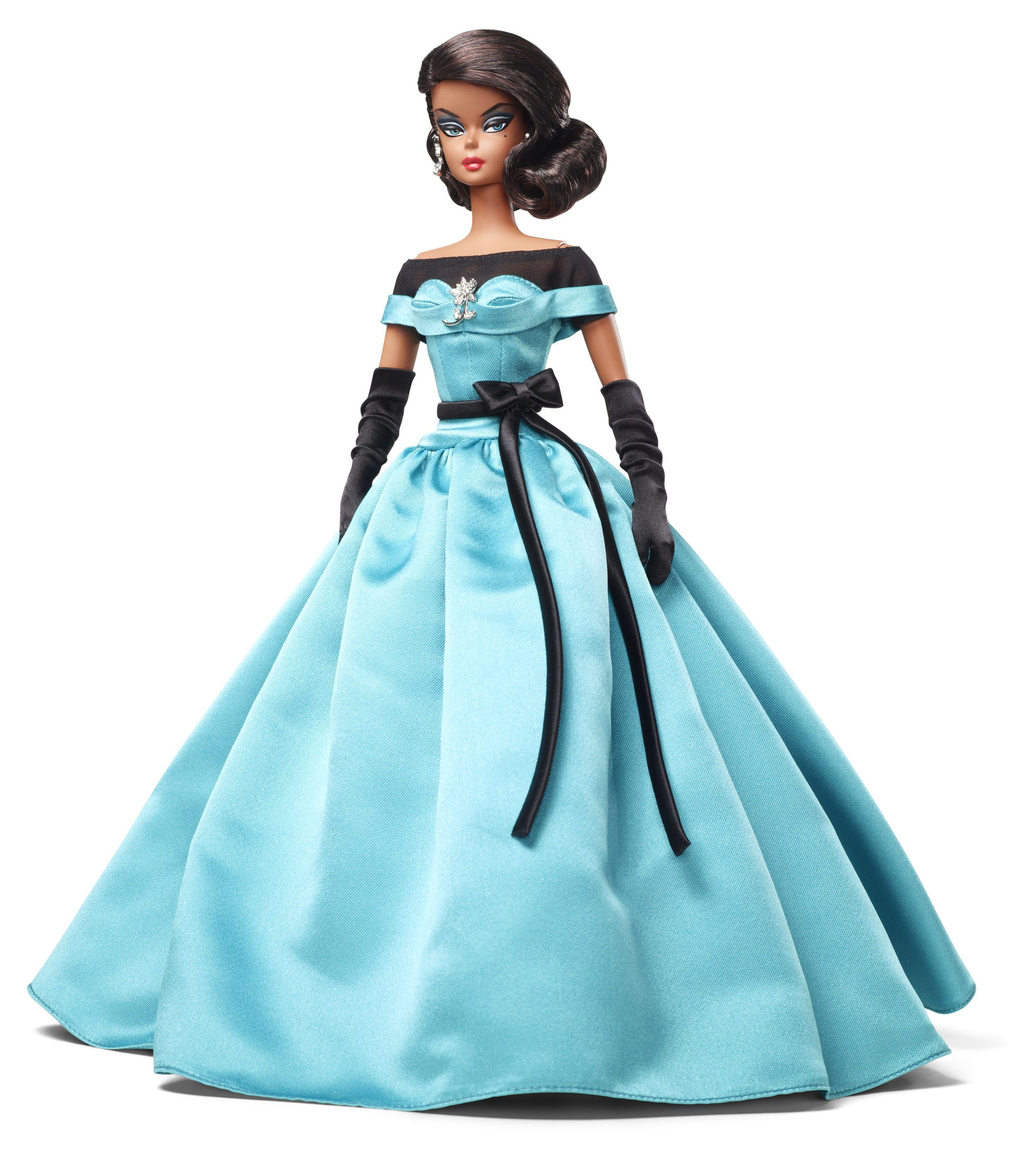 Ball Gown Barbie Doll (BFMC) - Susans Shop of Dolls