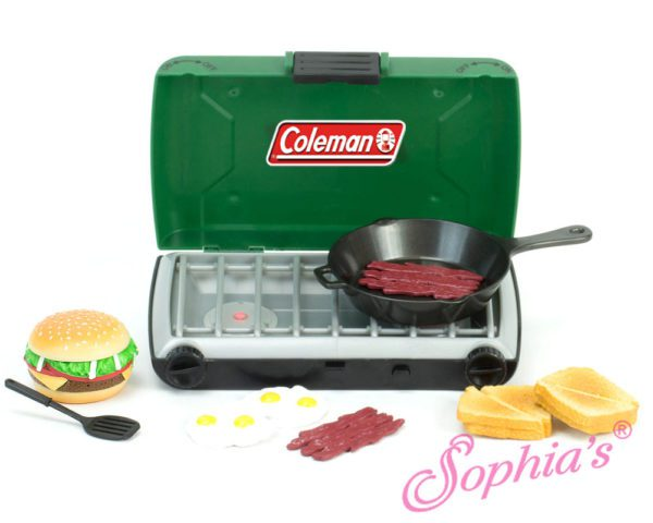 Coleman Camp Stove for 18' dolls