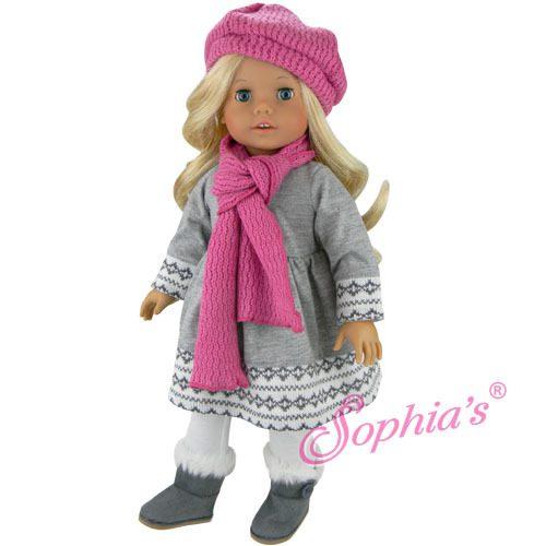 18'' Girl Doll Fashions