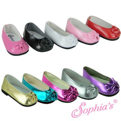18'' Girl Doll Shoes
